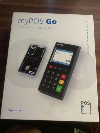 Terminal pagamento myPOS GO