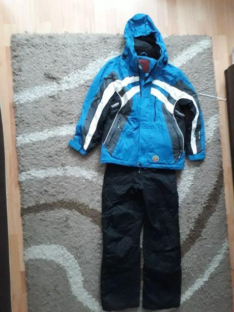 Kurtka i spodnie narciarskie IGUANA rozmiar 164