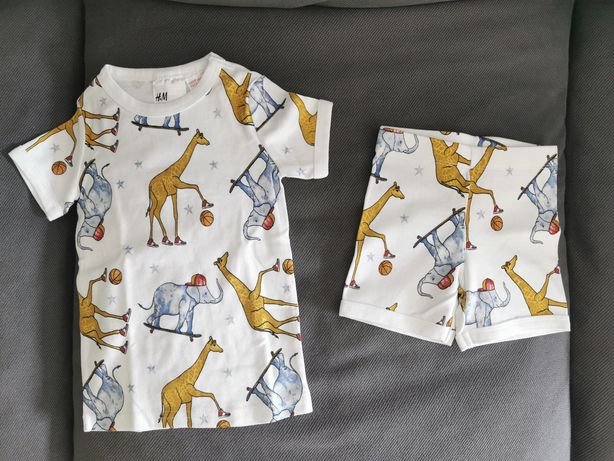 Pijama bebé H&M 92cm