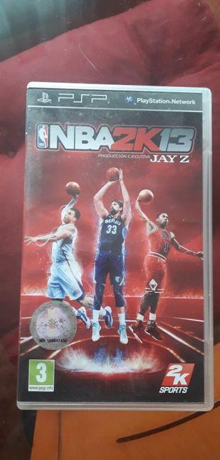 Jogo «NBA» para PSP