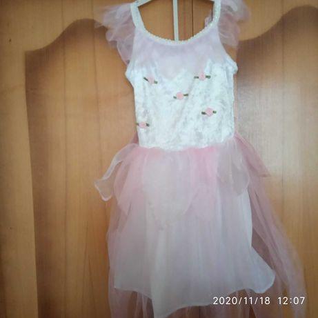 Платье для маленькой феи. 2-3 года