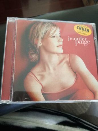 CD Jennifer Page (êxito Crush)
