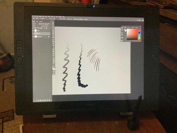 Графический планшет-монитор Wacom cintiq 21ux DTK-2100