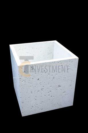 Donice betonowe ogrodowe tarasowe - Donica ogrodowa - Duży wybór donic
