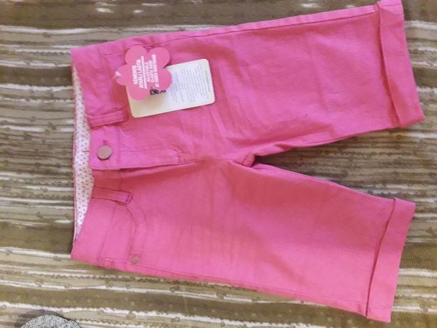 Джинсовые шорты для девочки LC Waikiki