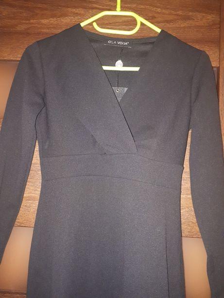 Okazja!Nowa czarna sukienka o la voga rozm S