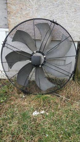 Вентилятор для обдува конденсатора чиллеров. Руфтопов. кондиционеров.