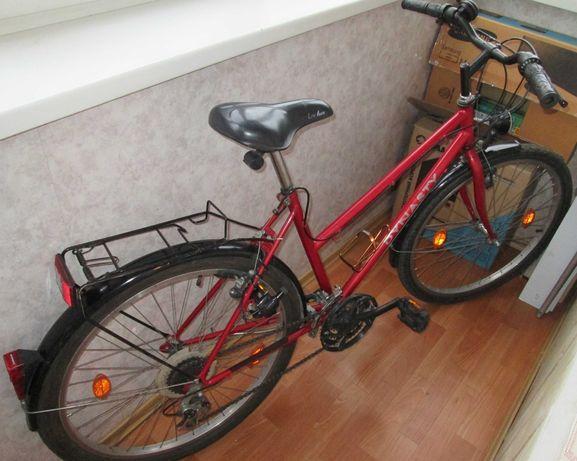 продам немецкий велосипед универсал DEUTSCHES MARKENRAD