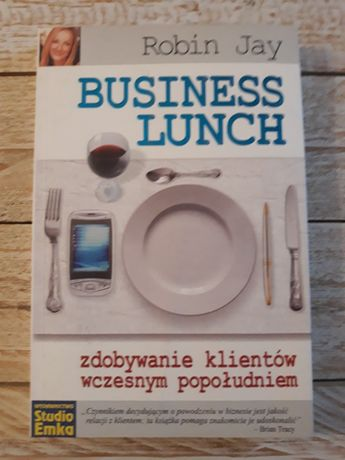 Business Lunch. Robin Jay