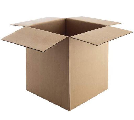 Karton klapowy mocne 410 x 410 x 420 mm, 5 warstw, 910 g/m2