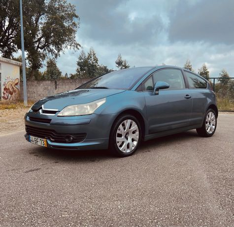 Citroën C4 Coupe 1.6 HDI VTR