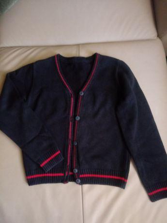 Sweter -140 cm chłopięcy
