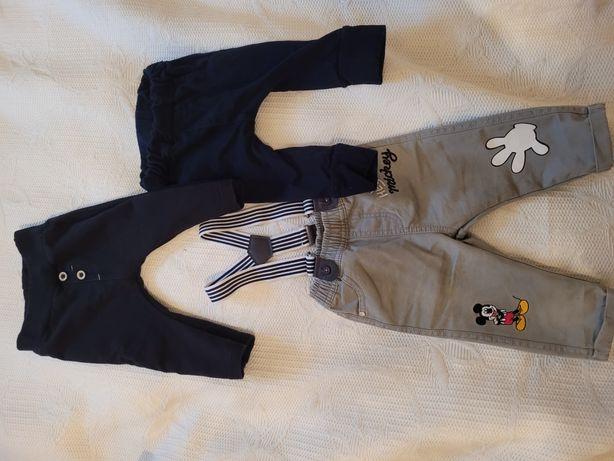 Paka ubranek dla chłopca 56-74