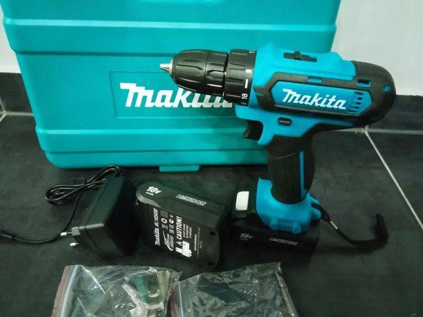 Аккумуляторный шуруповёрт Makita 18v (Макита 18 вольт)