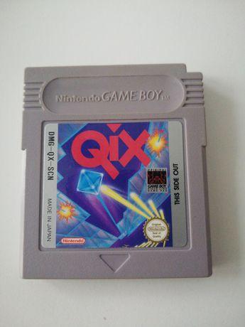 Sprzedam grę game boy Qix