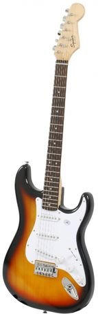Squier Bullet Stratocaster Tremolo BSB - gitara elektryczna + tuner !
