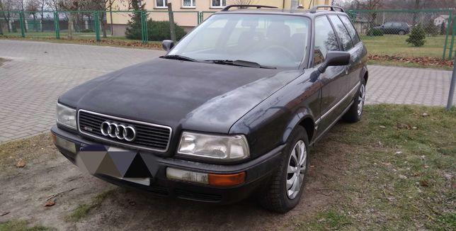 Audi 80 2.6 polecam
