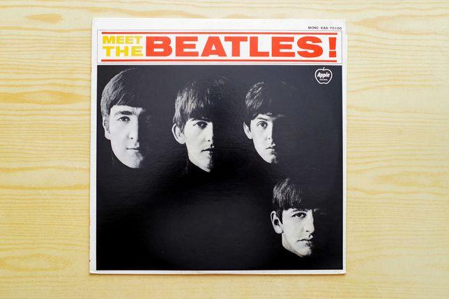"""The Beatles """"Meet The Beatles"""". JAPOŃSKA płyta winylowa! Rok 1976!"""