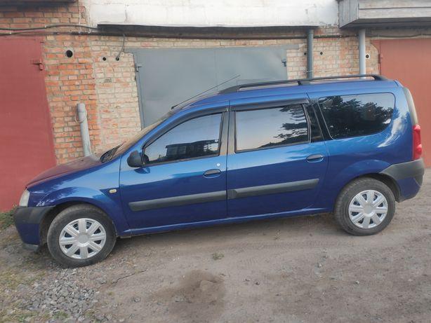 Dacia Logan MCV 7 mest 1.6mpi GaZ A/C