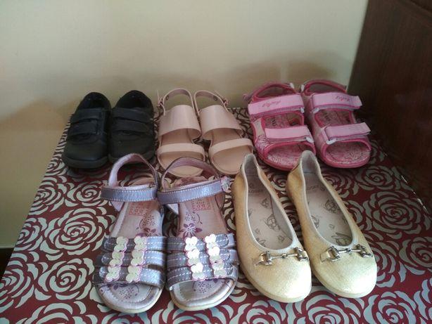 Sandália e bota (tam 26-32)