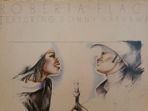 Roberta Flack-Donny Hathaway-Lp.