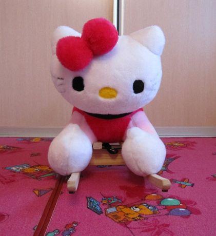 Bujak dla dziecka. Hello Kitty na biegunach.