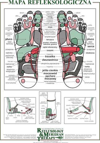 Refleksologia stóp z dojazdem / Masaż stóp z dojazdem