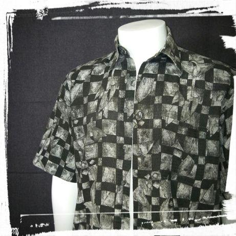 rS koszula męska - vintage