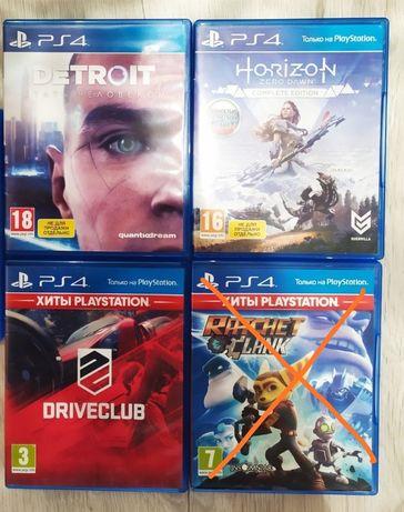 PS4 диск для игры