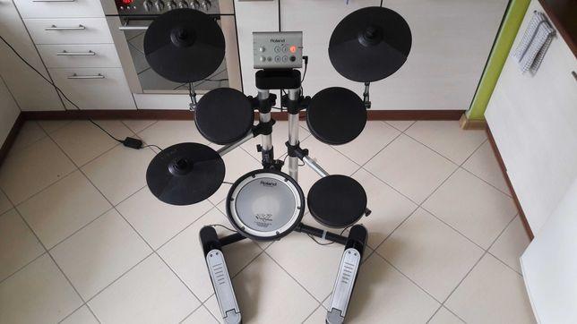 Perkusja Roland HD-1 plus stołek