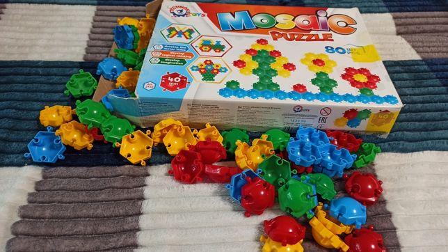 Мозаїка-пазли Technok Toys