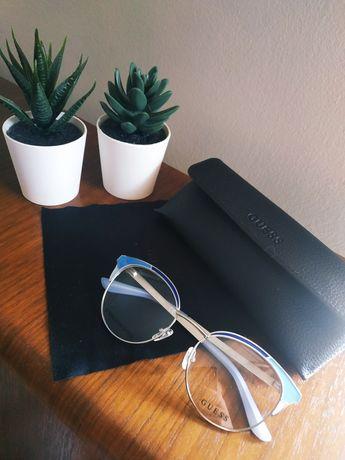Nowe oprawki/okulary marki GUESS + etui i ściereczka GRATIS