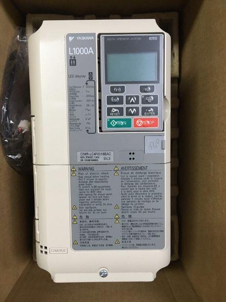 YASKAWA L1000A Controlador Elevador 7.5kW