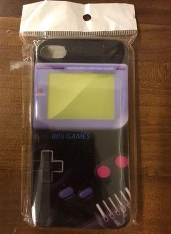 Capa game boy iphone 4 e 4s