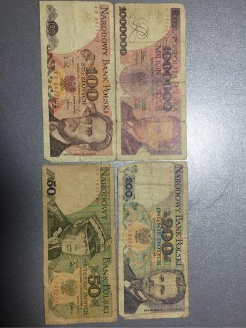 Банкноти польскі