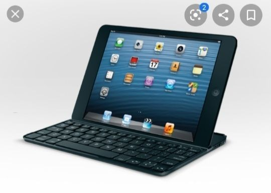 IPad mini teclado Logitech