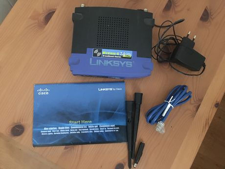 Router - linksys