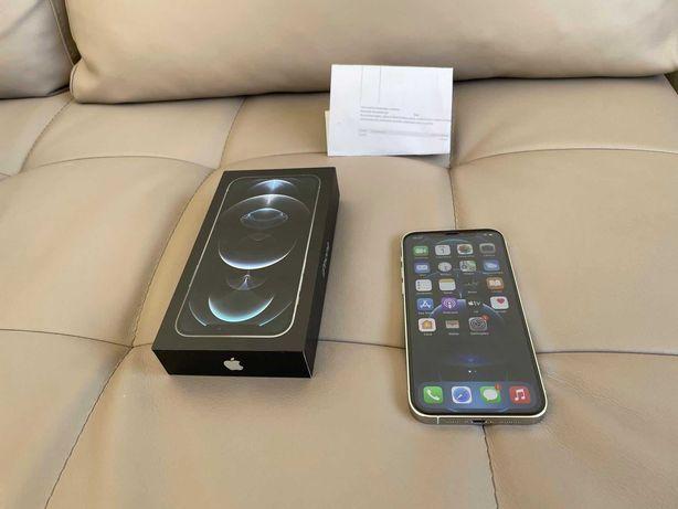 Vendo troco iPhone 12 Pro Max 256Gb Silver C/Fatura e Garantia Apple