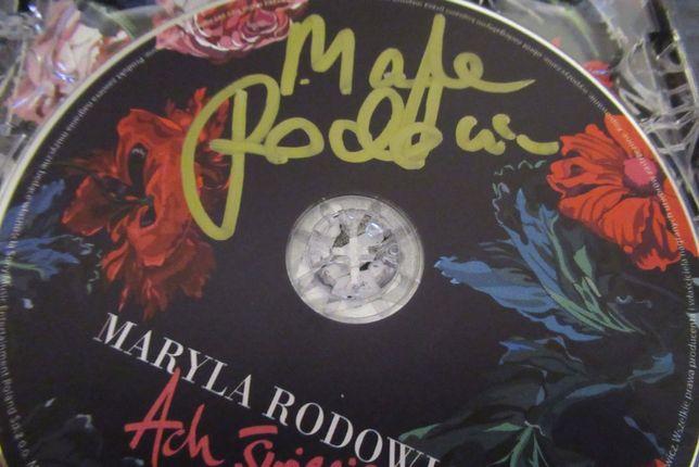 Maryla Rodowicz - Ach świecie... (z autografem)