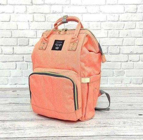 Стильная сумка-рюкзак для мам, вмещающий 25 предметов для ребенка