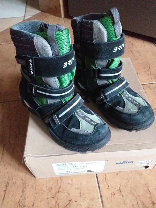 Buty zimowe Bartek,  buciki zimowe dla chłopca Zawiercie - image 1