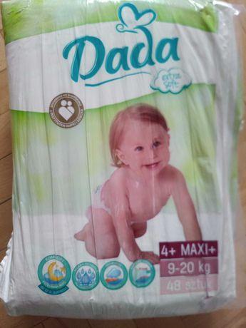 Підгузники памперси Дада Dada 4+ 5