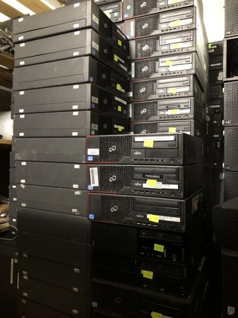 Системный блок Fujitsu E710 -Core i5-3470 (4-ядра) 3.2Ghz/4gb/500gb