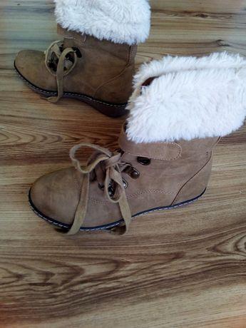j. NOWE buty zimowe 33, j. nowe buty 33