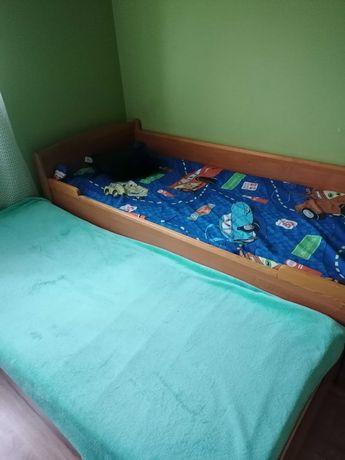 Łóżko mlodziezowe