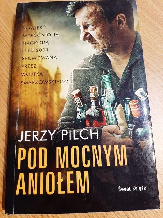 książka Pod Mocnym Aniołem , Plich Jerzy Plewiska - image 1