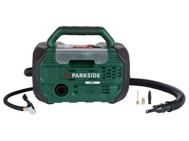 Akumulatorowa sprężarka 20 V i pompka PKA 20-Li A1