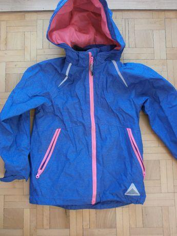 H & M 128 sport kurtka wiosenna softhell 7-8 lat przejściowa