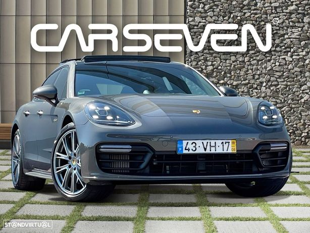 Porsche Panamera Sport Turismo 4 E-Hybrid Panorâmico
