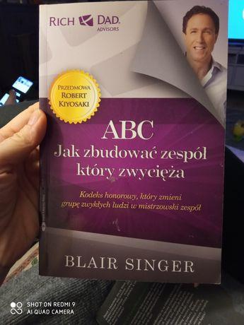 Książka Blair Singer Jak zbudować zespół który zwycięża